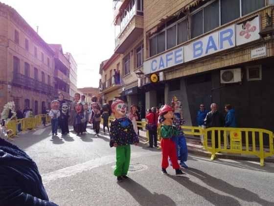 Desfile 2017 Ofertorio del Carnaval de Herencia 12 560x420 - Fotografías del Ofertorio de Carnaval de Herencia 2017