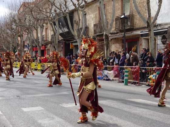 Desfile 2017 Ofertorio del Carnaval de Herencia 121 560x420 - Fotografías del Ofertorio de Carnaval de Herencia 2017