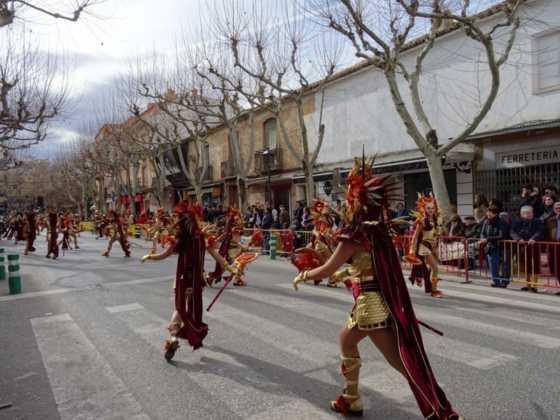 Desfile 2017 Ofertorio del Carnaval de Herencia 122 560x420 - Fotografías del Ofertorio de Carnaval de Herencia 2017