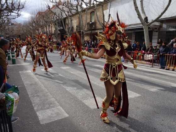 Desfile 2017 Ofertorio del Carnaval de Herencia 124 560x420 - Fotografías del Ofertorio de Carnaval de Herencia 2017