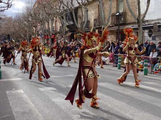 Desfile 2017 Ofertorio del Carnaval de Herencia 125 560x420 - Fotografías del Ofertorio de Carnaval de Herencia 2017