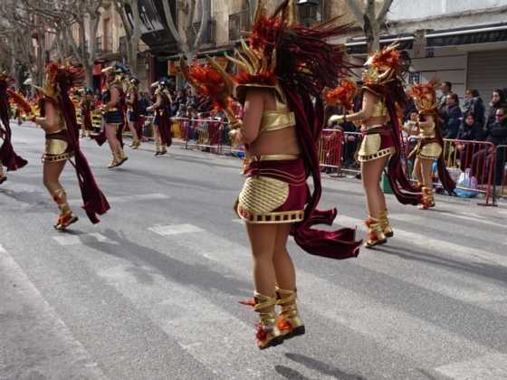 Desfile 2017 Ofertorio del Carnaval de Herencia 126 560x420 - Fotografías del Ofertorio de Carnaval de Herencia 2017