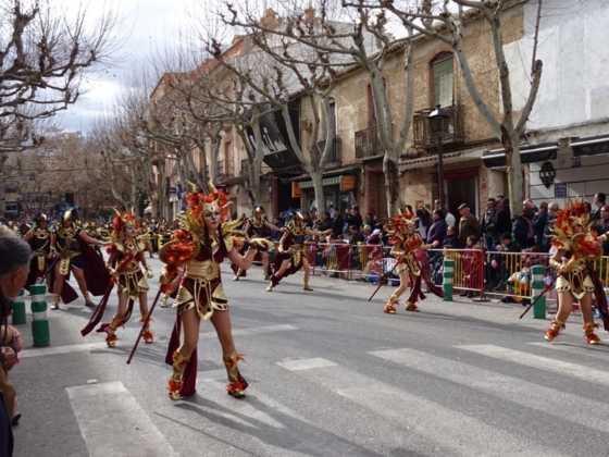 Desfile 2017 Ofertorio del Carnaval de Herencia 127 560x420 - Fotografías del Ofertorio de Carnaval de Herencia 2017