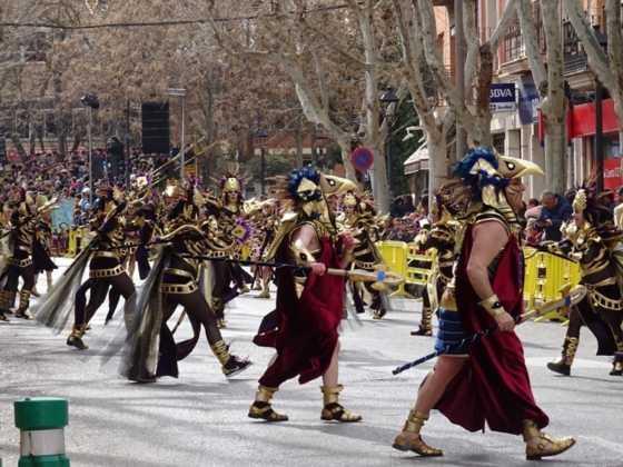 Desfile 2017 Ofertorio del Carnaval de Herencia 129 560x420 - Fotografías del Ofertorio de Carnaval de Herencia 2017