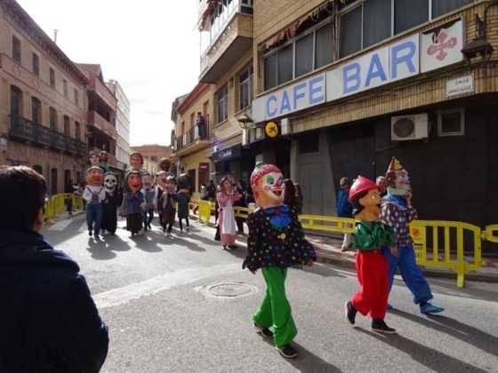 Desfile 2017 Ofertorio del Carnaval de Herencia 13 560x420 - Fotografías del Ofertorio de Carnaval de Herencia 2017