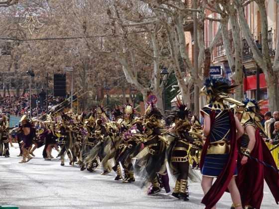 Desfile 2017 Ofertorio del Carnaval de Herencia 130 560x420 - Fotografías del Ofertorio de Carnaval de Herencia 2017