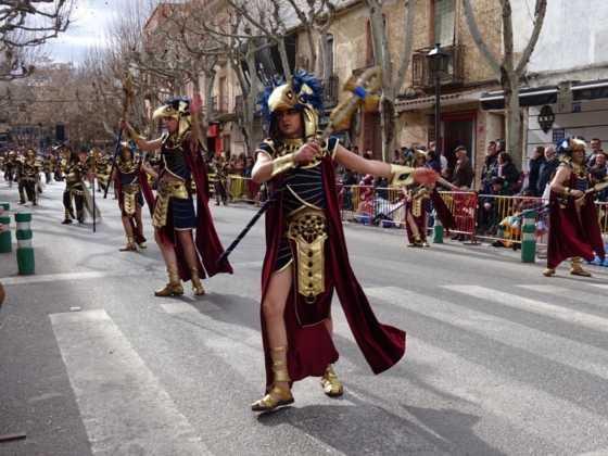 Desfile 2017 Ofertorio del Carnaval de Herencia 133 560x420 - Fotografías del Ofertorio de Carnaval de Herencia 2017