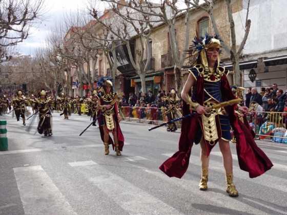 Desfile 2017 Ofertorio del Carnaval de Herencia 134 560x420 - Fotografías del Ofertorio de Carnaval de Herencia 2017