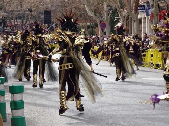 Desfile 2017 Ofertorio del Carnaval de Herencia 136 560x420 - Fotografías del Ofertorio de Carnaval de Herencia 2017