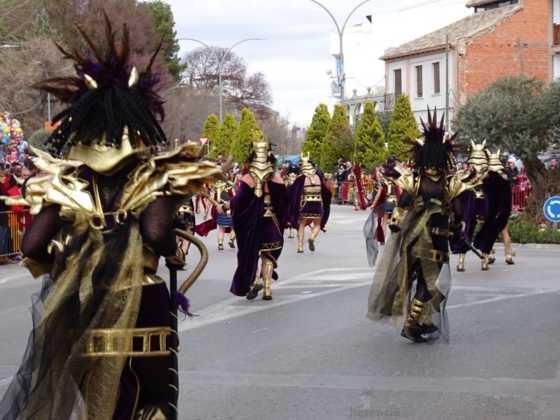 Desfile 2017 Ofertorio del Carnaval de Herencia 137 560x420 - Fotografías del Ofertorio de Carnaval de Herencia 2017