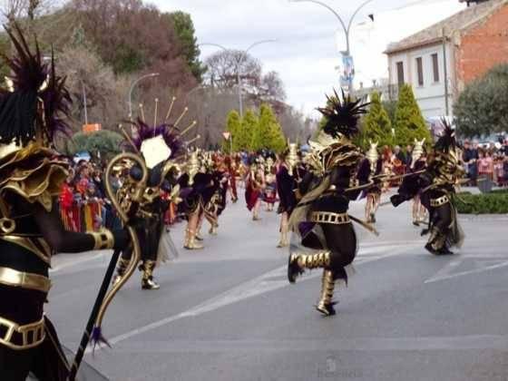 Desfile 2017 Ofertorio del Carnaval de Herencia 139 560x420 - Fotografías del Ofertorio de Carnaval de Herencia 2017