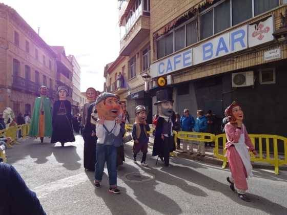 Desfile 2017 Ofertorio del Carnaval de Herencia 14 560x420 - Fotografías del Ofertorio de Carnaval de Herencia 2017