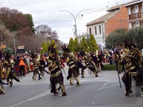Desfile 2017 Ofertorio del Carnaval de Herencia 142 560x420 - Fotografías del Ofertorio de Carnaval de Herencia 2017