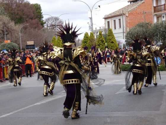Desfile 2017 Ofertorio del Carnaval de Herencia 143 560x420 - Fotografías del Ofertorio de Carnaval de Herencia 2017