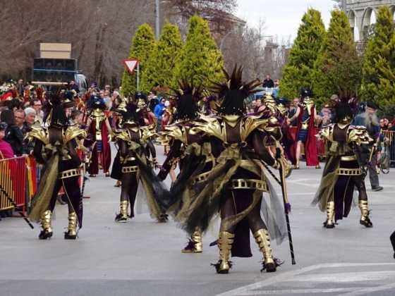Desfile 2017 Ofertorio del Carnaval de Herencia 145 560x420 - Fotografías del Ofertorio de Carnaval de Herencia 2017