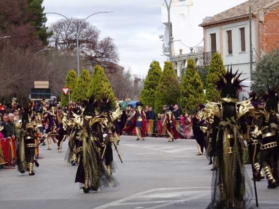 Desfile 2017 Ofertorio del Carnaval de Herencia 146 560x420 - Fotografías del Ofertorio de Carnaval de Herencia 2017