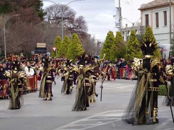 Desfile 2017 Ofertorio del Carnaval de Herencia 147 560x420 - Fotografías del Ofertorio de Carnaval de Herencia 2017