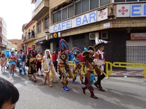 Desfile 2017 Ofertorio del Carnaval de Herencia 15 560x420 - Fotografías del Ofertorio de Carnaval de Herencia 2017