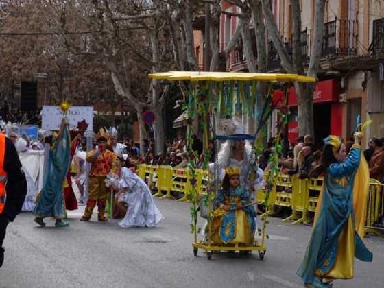 Desfile 2017 Ofertorio del Carnaval de Herencia 152 560x420 - Fotografías del Ofertorio de Carnaval de Herencia 2017