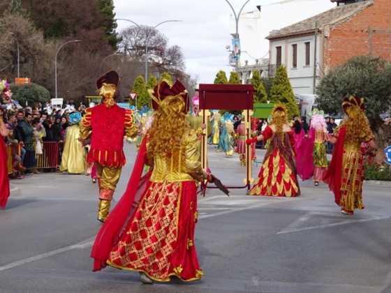 Desfile 2017 Ofertorio del Carnaval de Herencia 159 560x420 - Fotografías del Ofertorio de Carnaval de Herencia 2017