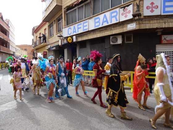 Desfile 2017 Ofertorio del Carnaval de Herencia 16 560x420 - Fotografías del Ofertorio de Carnaval de Herencia 2017