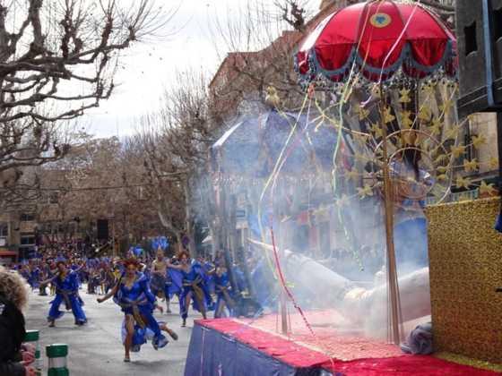 Desfile 2017 Ofertorio del Carnaval de Herencia 162 560x420 - Fotografías del Ofertorio de Carnaval de Herencia 2017