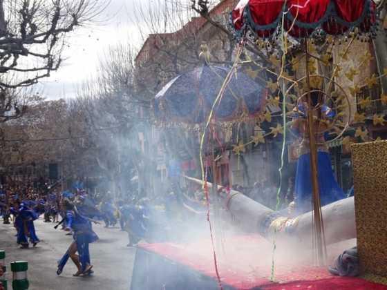 Desfile 2017 Ofertorio del Carnaval de Herencia 163 560x420 - Fotografías del Ofertorio de Carnaval de Herencia 2017