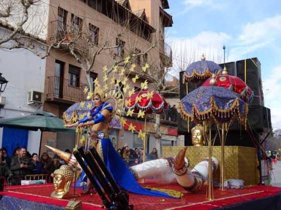 Desfile 2017 Ofertorio del Carnaval de Herencia 166 560x420 - Fotografías del Ofertorio de Carnaval de Herencia 2017