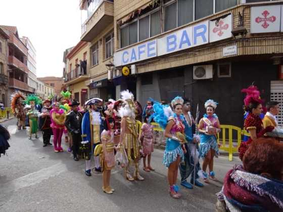 Desfile 2017 Ofertorio del Carnaval de Herencia 17 560x420 - Fotografías del Ofertorio de Carnaval de Herencia 2017