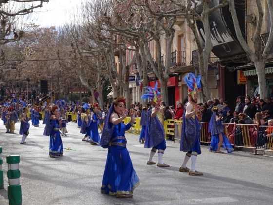Desfile 2017 Ofertorio del Carnaval de Herencia 170 560x420 - Fotografías del Ofertorio de Carnaval de Herencia 2017