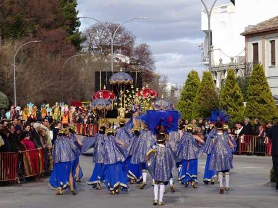 Desfile 2017 Ofertorio del Carnaval de Herencia 173 560x420 - Fotografías del Ofertorio de Carnaval de Herencia 2017