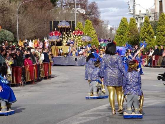 Desfile 2017 Ofertorio del Carnaval de Herencia 175 560x420 - Fotografías del Ofertorio de Carnaval de Herencia 2017