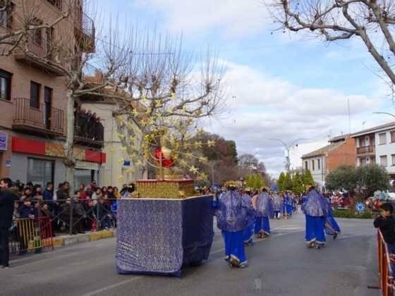 Desfile 2017 Ofertorio del Carnaval de Herencia 185 560x420 - Fotografías del Ofertorio de Carnaval de Herencia 2017