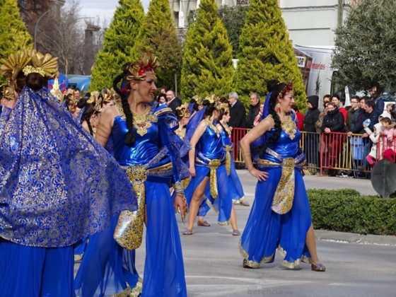 Desfile 2017 Ofertorio del Carnaval de Herencia 188 560x420 - Fotografías del Ofertorio de Carnaval de Herencia 2017