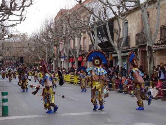 Desfile 2017 Ofertorio del Carnaval de Herencia 194 560x420 - Fotografías del Ofertorio de Carnaval de Herencia 2017