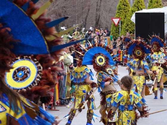 Desfile 2017 Ofertorio del Carnaval de Herencia 199 560x420 - Fotografías del Ofertorio de Carnaval de Herencia 2017