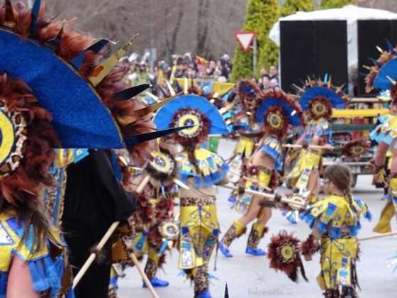 Desfile 2017 Ofertorio del Carnaval de Herencia 200 560x420 - Fotografías del Ofertorio de Carnaval de Herencia 2017