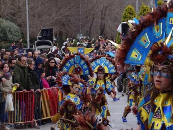 Desfile 2017 Ofertorio del Carnaval de Herencia 202 560x420 - Fotografías del Ofertorio de Carnaval de Herencia 2017