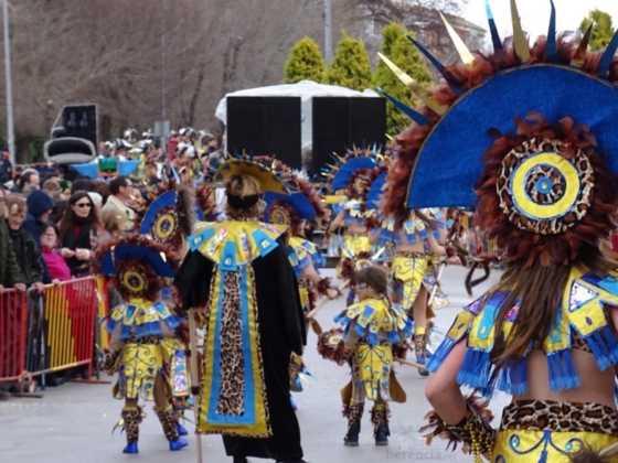 Desfile 2017 Ofertorio del Carnaval de Herencia 204 560x420 - Fotografías del Ofertorio de Carnaval de Herencia 2017