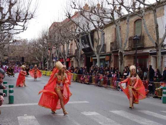 Desfile 2017 Ofertorio del Carnaval de Herencia 209 560x420 - Fotografías del Ofertorio de Carnaval de Herencia 2017