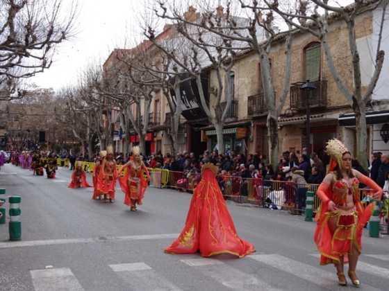 Desfile 2017 Ofertorio del Carnaval de Herencia 210 560x420 - Fotografías del Ofertorio de Carnaval de Herencia 2017