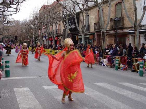 Desfile 2017 Ofertorio del Carnaval de Herencia 211 560x420 - Fotografías del Ofertorio de Carnaval de Herencia 2017