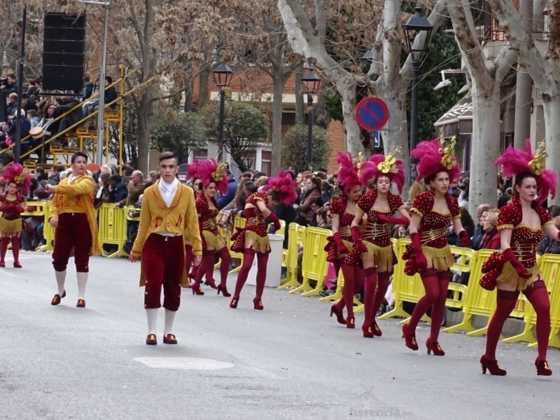 Desfile 2017 Ofertorio del Carnaval de Herencia 226 560x420 - Fotografías del Ofertorio de Carnaval de Herencia 2017