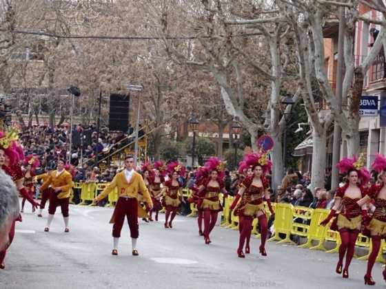 Desfile 2017 Ofertorio del Carnaval de Herencia 227 560x420 - Fotografías del Ofertorio de Carnaval de Herencia 2017