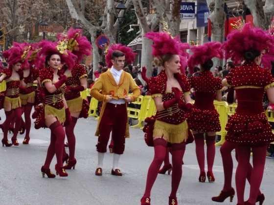 Desfile 2017 Ofertorio del Carnaval de Herencia 231 560x420 - Fotografías del Ofertorio de Carnaval de Herencia 2017