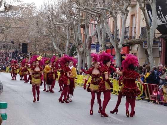 Desfile 2017 Ofertorio del Carnaval de Herencia 232 560x420 - Fotografías del Ofertorio de Carnaval de Herencia 2017