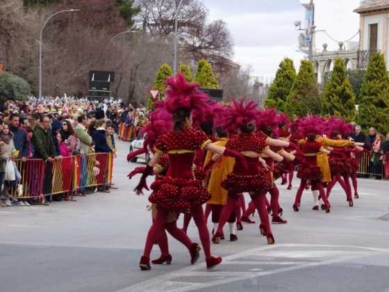 Desfile 2017 Ofertorio del Carnaval de Herencia 243 560x420 - Fotografías del Ofertorio de Carnaval de Herencia 2017
