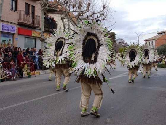 Desfile 2017 Ofertorio del Carnaval de Herencia 260 560x420 - Fotografías del Ofertorio de Carnaval de Herencia 2017