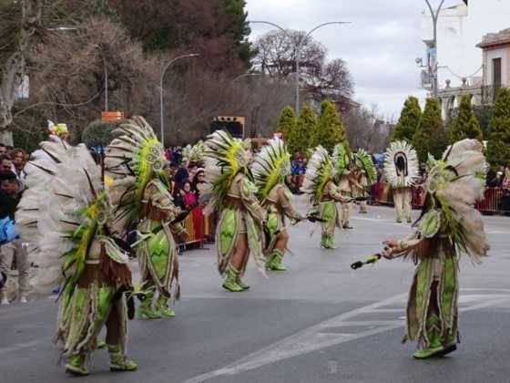Desfile 2017 Ofertorio del Carnaval de Herencia 270 560x420 - Fotografías del Ofertorio de Carnaval de Herencia 2017