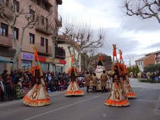 Desfile 2017 Ofertorio del Carnaval de Herencia 273 560x420 - Fotografías del Ofertorio de Carnaval de Herencia 2017